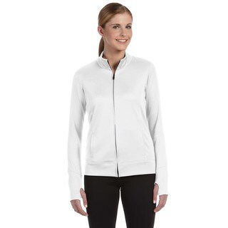 Lightweight Women's White Jacket