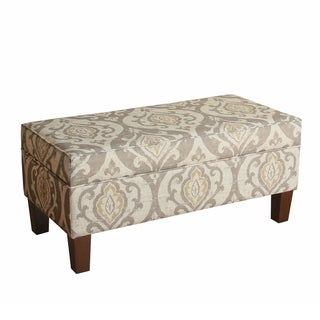 HomePop Suri Large Storage Bench