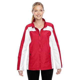 Squad Women's Sport Red Jacket