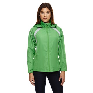 Sirius Women's Lightweight with Embossed Print Valley Green 448 Jacket