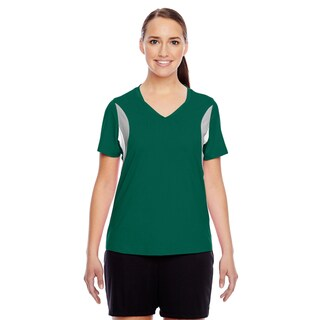Short-sleeve Women's V-neck Sport Forest All Sport Jersey