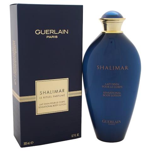 Guerlain Shalimar Women's 6.7-ounce Body Lotion