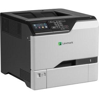 Lexmark CS720de Laser Printer - Color - 2400 x 600 dpi Print - Plain