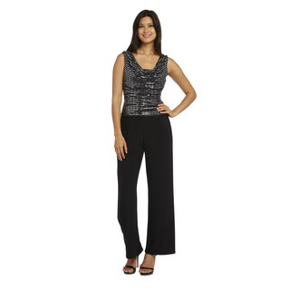 R&M Richards Knit Jumpsuit