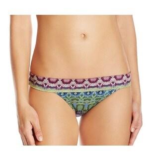PilyQ Ankara Flip Full Bikini Bottom