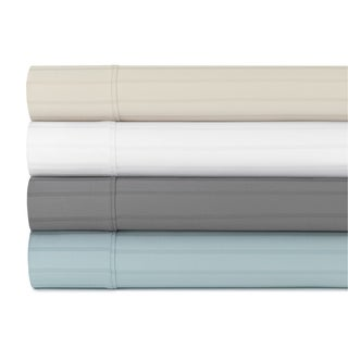 Baltic Linen Wardrobe 420 Thread Count Cotton Sheet Set with Bonus Pillowcases