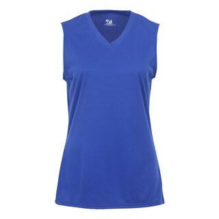 Sleeveless Women's Royal Shirt