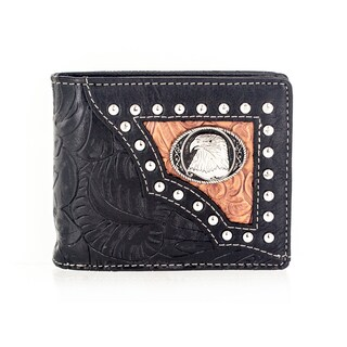 Faddism YL Series Men's Leather Bifold Wallet