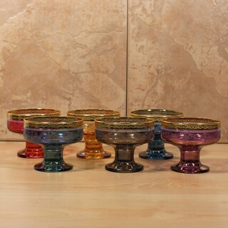 Corona - Italy Set of 6 Multicolored Bowls