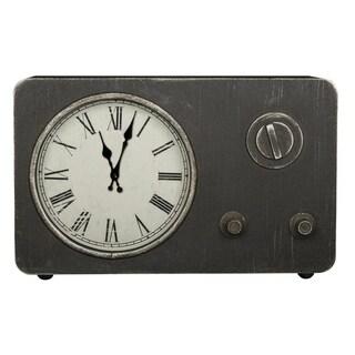 Cooper Classics Milton Table Clock