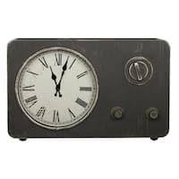 Milton Metal Table Clock