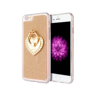 Golden Diamond Ring TPU Apple iPhone 6/6s/Plus Smartphone Case