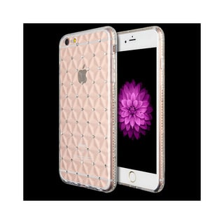 Apple iPhone 6 6S Princess 3-D Diamond Cut Crystal TPU Case