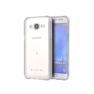Samsung Galaxy J7 Crystal Skin Case Clear