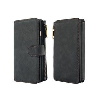 Luxury Coach Series Apple iPhone 6/6s/Plus Flip Wallet Case