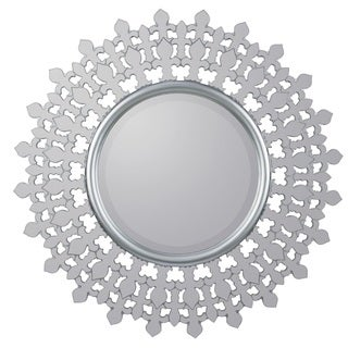 Cooper Classics Balamut Silvertone Mirror