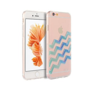 TPU Watercolor IMD Wave Case for Apple iPhone 6/6S Plus