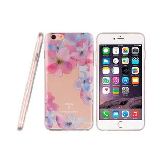 Apple iPhone 6/6S 'Be Enchanted' Tpu Watercolor In-mold Decorating Protective Case