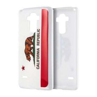 LG Stylo LS770 California Flag TPU IMD Phone Case