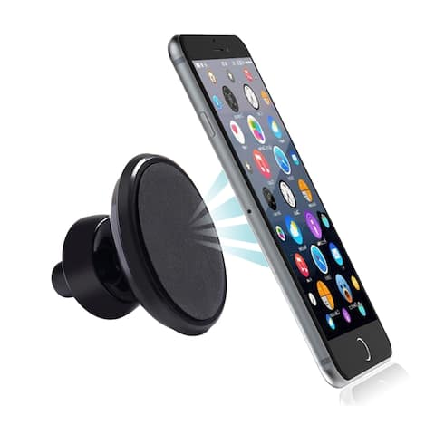 Universal Air Vent Magnetic Car Mount Holder With Rotatable Joint