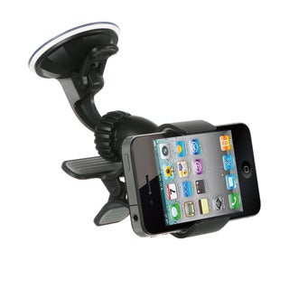 Universal Car Mount Mobile Phone/GPS Holder