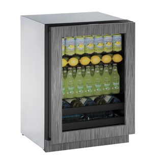 U-Line 3000 Series 3024BEV - 24 Inch Integrated Beverage Center