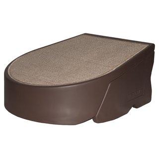 Pet Gear One Step Dog Step - chocolate