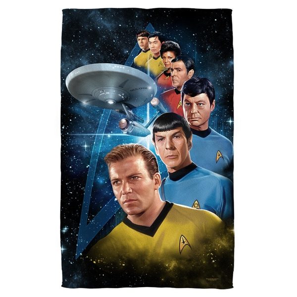 Star Trek/Among The Stars Bath Towel