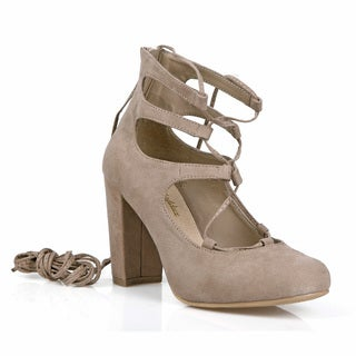 Mark and Maddux Women's Jonas-01 Heels