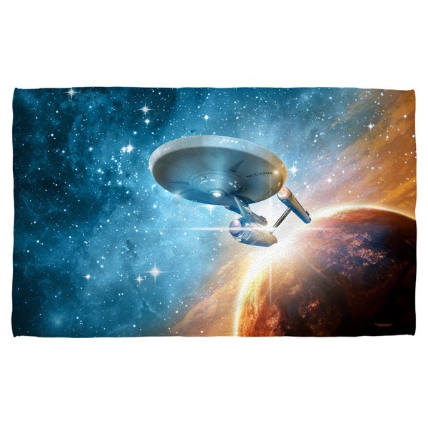 Star Trek/Final Frontier Bath Towel