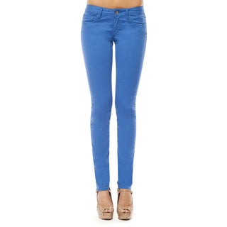 Cult of Individuality Royal Blue Skinny Jeans