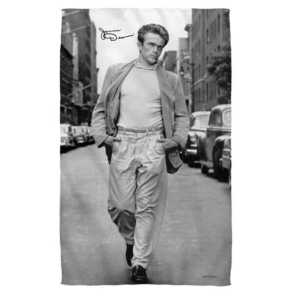 James Dean/Walk Bath Towel