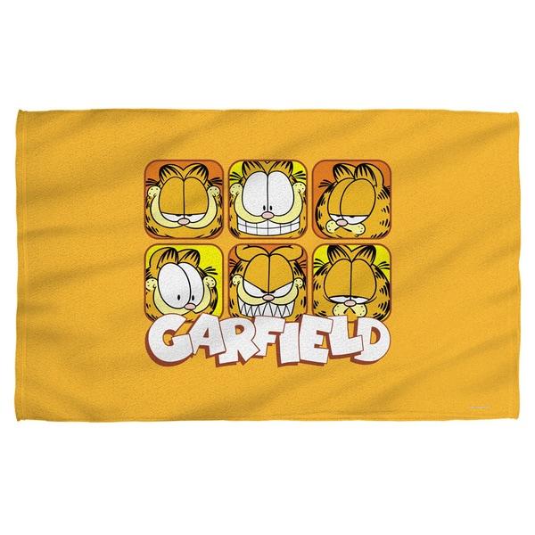 Garfield/Faces Bath Towel