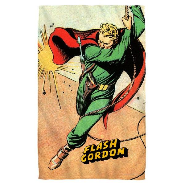 Flash Gordon/Space Bath Towel