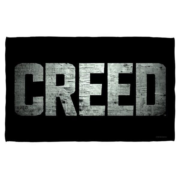 Creed/Taped Logo Bath Towel