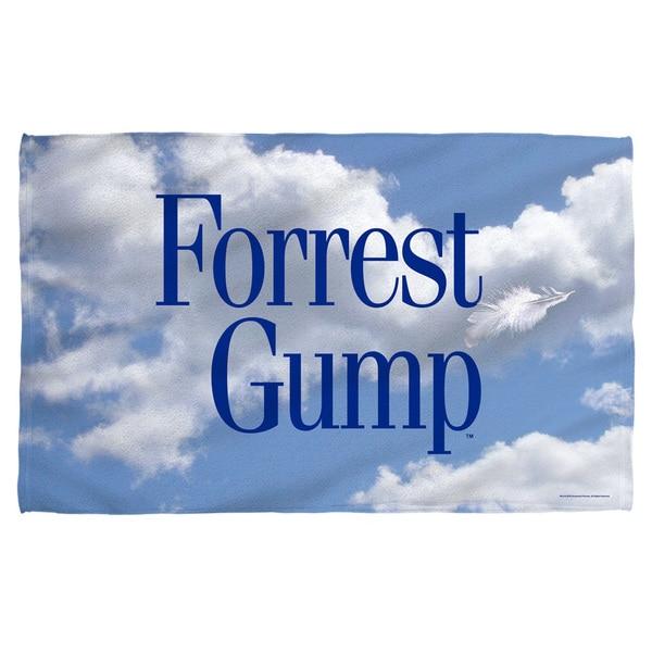 Forrest Gump/Feather Bath Towel