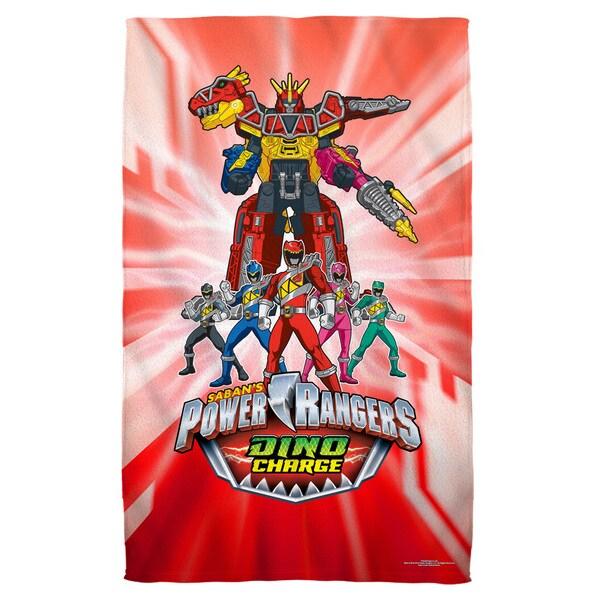 Power Rangers/Dino Ranger Bath Towel