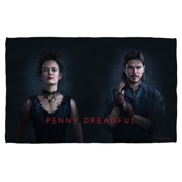 Penny Dreadful/Chandler And Ives Bath Towel