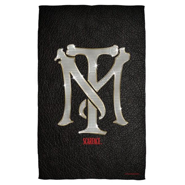 Scarface/Monogram Bath Towel