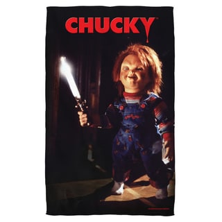 Childs Play 3/Knife Bath Towel