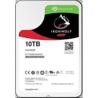 Seagate IronWolf ST10000VN0004 10 TB Hard Drive - SATA (SATA/600) - 3