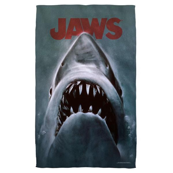 Jaws/Shark Bath Towel