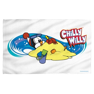 Chilly Willy/In Sand Bath Towel