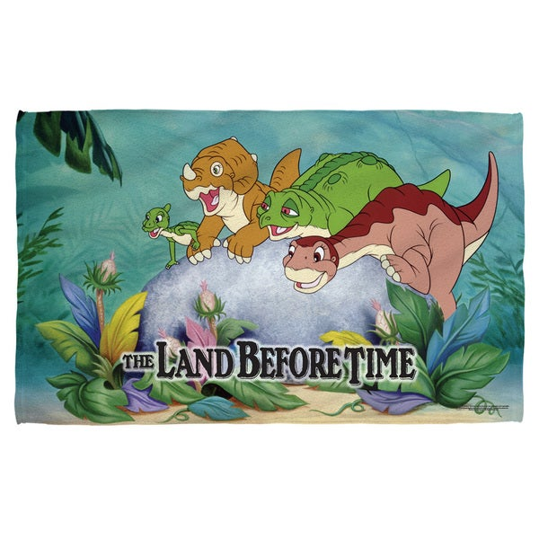 Land Before Time/Littlefoot & Friends Bath Towel