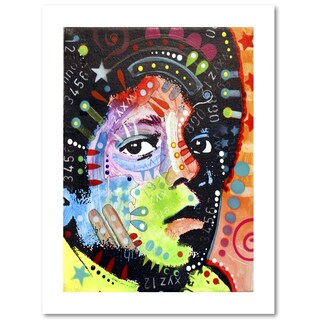 Dean Russo 'Michael Jackson' Paper Art