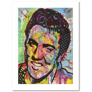 Dean Russo 'Elvis' Paper Art