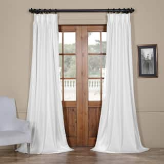 Pinch Pleat Curtains & Drapes For Less | Overstock.com