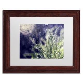Beata Czyzowska Young 'Secrets of Nature' Matted Framed Art