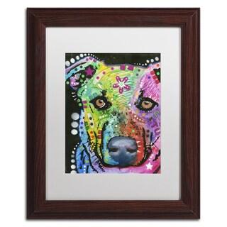 Dean Russo '09' Matted Framed Art