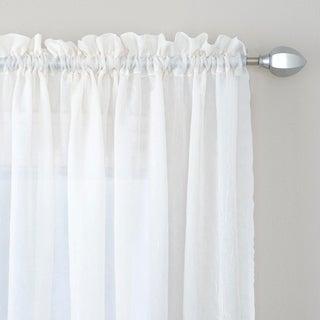 Miller Curtains Preston Sheer 108-Inch Rod Pocket Curtain Panel - 52 x 108|https://ak1.ostkcdn.com/images/products/12270105/P19109634.jpg?_ostk_perf_=percv&impolicy=medium
